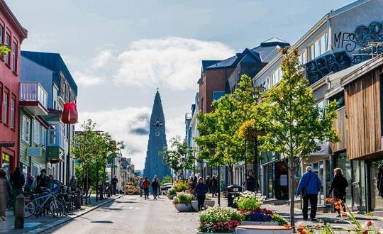 Rejkiawik (Reykjavik) i okolice - Lista Top 10 atrakcji turystycznych